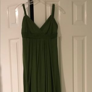 Forest green 🌲BCBG MaxAzria gown size 6
